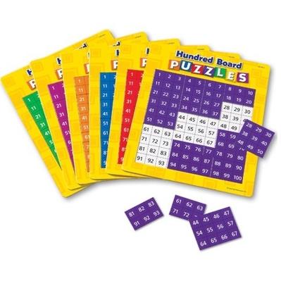 Puzzle Hundertertafel