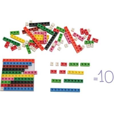 Zahlen in Farben