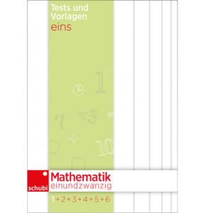 Mathematik einundzwanzig Tests und Vorlagen eins