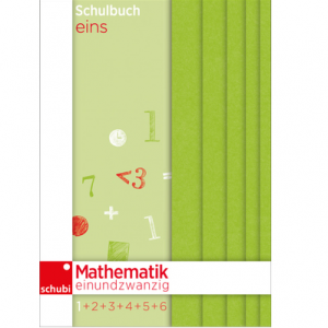 Mathematik einundzwanzig Schulbuch eins