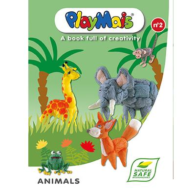 Bastelbücher PlayMais