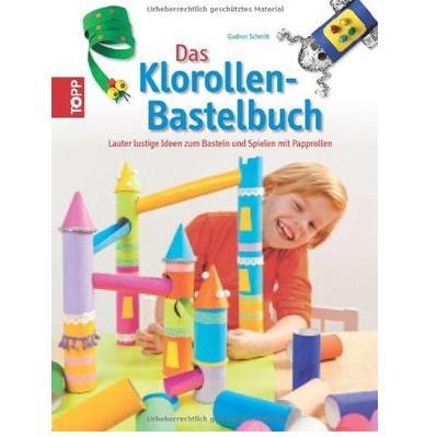 Bastelbuch Klorollen