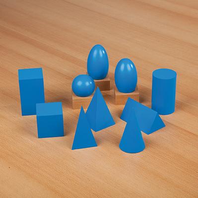 Montessori Grundkörper