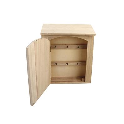 Holz-Schlüsselkästchen