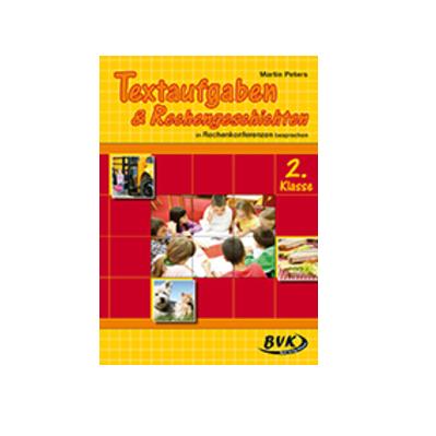 Kopiervorlage-Text und Rechenaufgabe Klasse 2