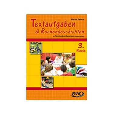 Kopiervorlage_Text und Rechenaufgabe Klasse 3.