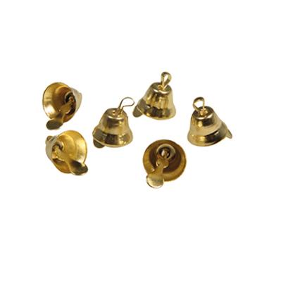 Metall Glöckchen, gold