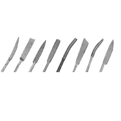 Speckstein Feilen-Set 8tlg
