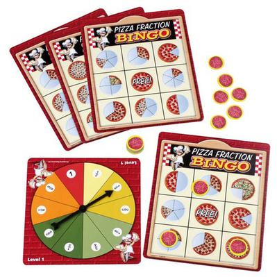 Pizza Bruch-Bingo