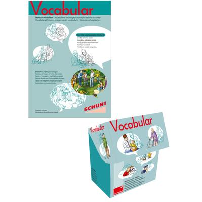 Vocabular Set - Familie & soziales Umfeld