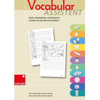Vocabular ASSISTENT CD-ROM Themenboxen 1 - 11