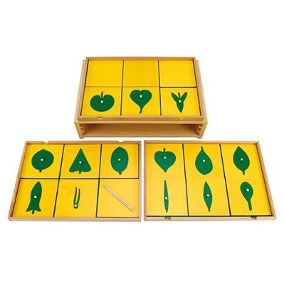 Montessori biologische kommode