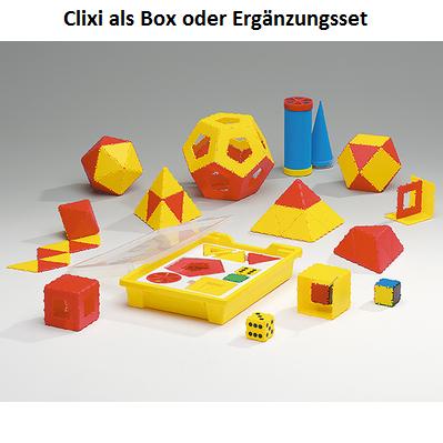 Clixi Box, clixi Ergänzungsset