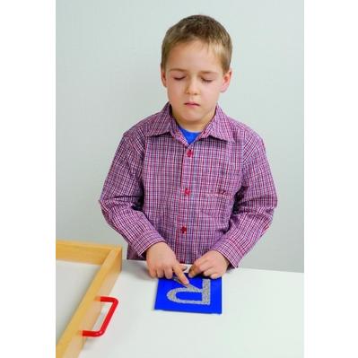 Montessori Buchstaben