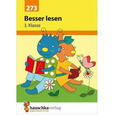 Besser Lesen 3. Klasse