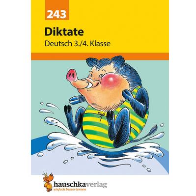Diktate 3-4 Klasse