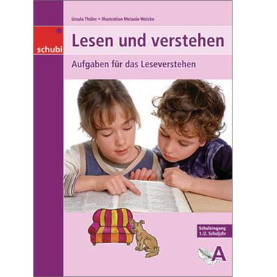 Lesen und Verstehen Schuljahr 1 und 2