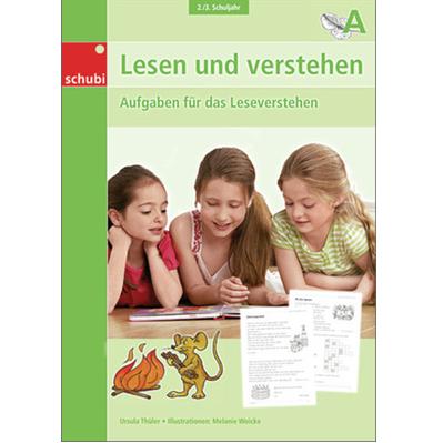 Lesen und Verstehen Schuljahr 2 und 3
