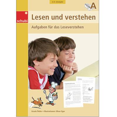Lesen und Verstehen Schuljahr 3 und 4