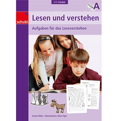 Lesen und Verstehen Schuljahr 4 und 5