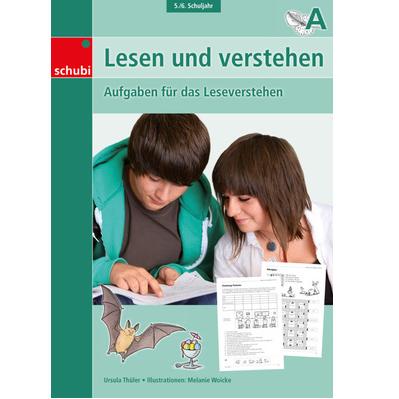 Lesen und Verstehen Schuljahr 5 und 6